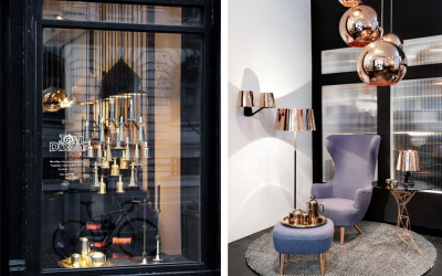 Tom Dixon Settles in America / New York