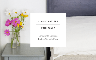 "Erin Boyle's ""Simple Matters"" Debuts at Pas de Calais"