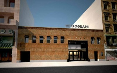 Olch's Metrograph March Opening