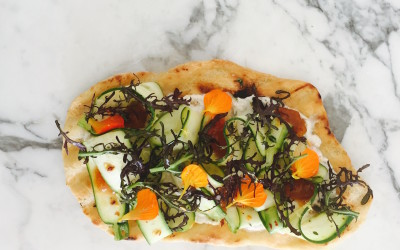 Pizza from the Earth @ 00+Co