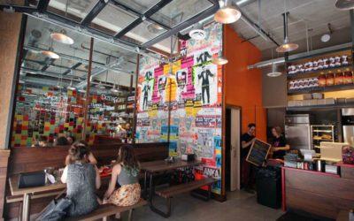 Dizengoff's Chelsea Market Outpost